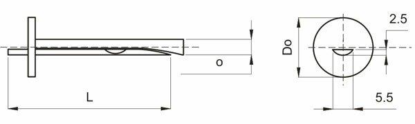 Анкер-клин схема